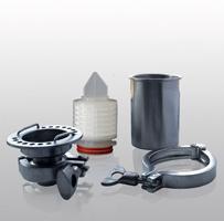 Steel Tank-vent Filter Holders