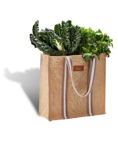 TJ112 Jute Shopping bag