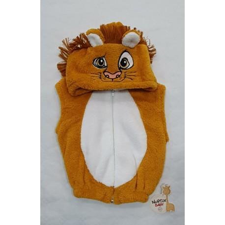 GILET ROI LION
