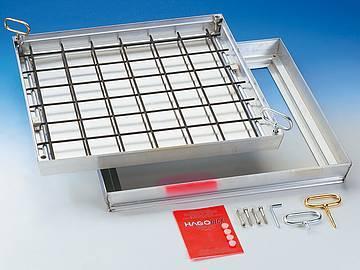 BVA Aluminium Sealed cover