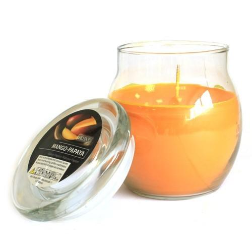 Scented Large Glass Candles