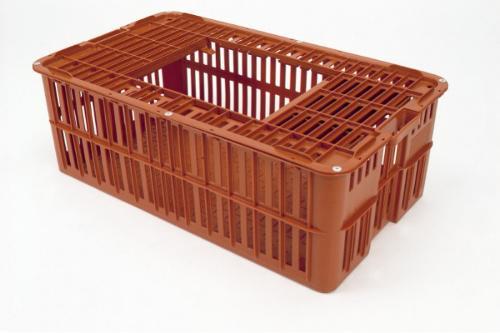 Poultry transport crates 90 l