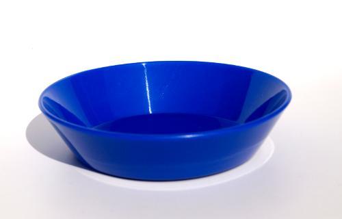18423, Fatboy Bowl Blue, 15x15x3,5cm
