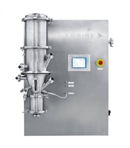 Wirbelschichtprozessor (Labormaschine)