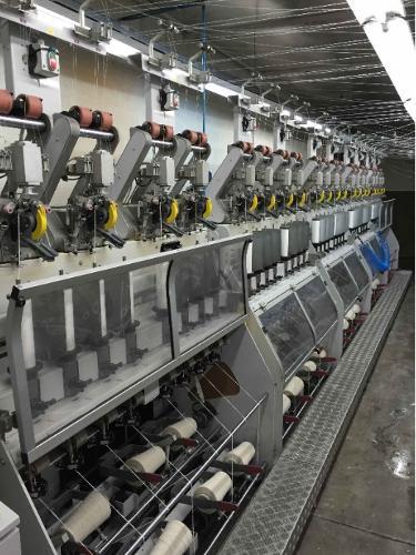 OPTIMA WRAP FOR FLAT CHENILLE YARN MACHINE