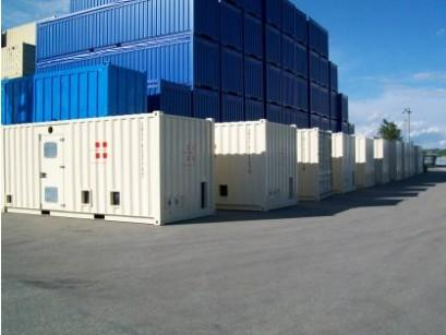 Shelter / Offshore Containers