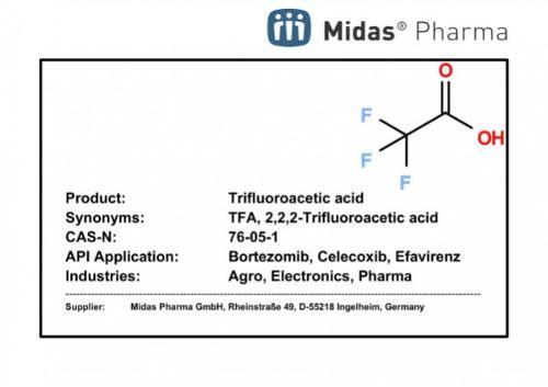 Ácido trifluoroacético