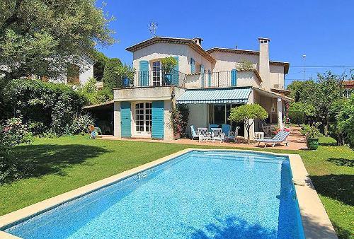 Charming Juan les Pins villa
