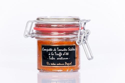 Delice de Tomates Sechees-Truffe d'Ete
