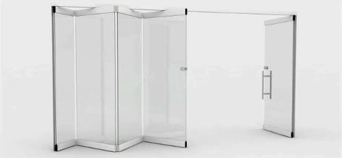 Glass Movable Wall