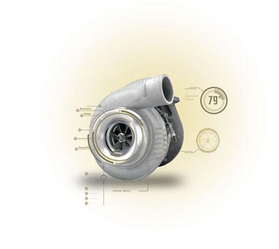 Turbocompressori nuovi e rigenerati