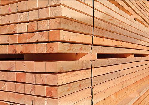 redwood sawn goods