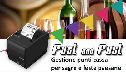 Fast and Fest il gestionale per sagre e feste paesane.