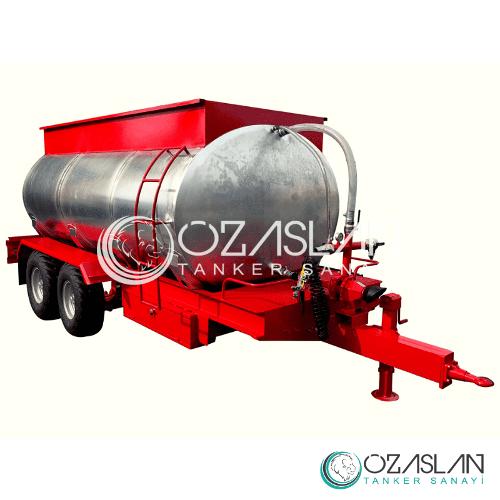 12 Ton Tandem Tanker