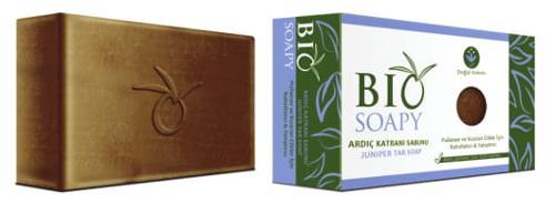BIOSOAPY JUNIPER TAR SOAP