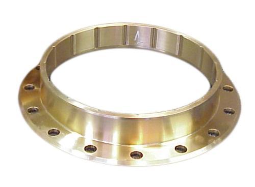 Seat ring & hub coupling