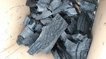Древесный уголь в п/проппиленовых мешках