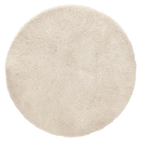 Tapis design rond (Ø 200 cm) SABRINA (beige)