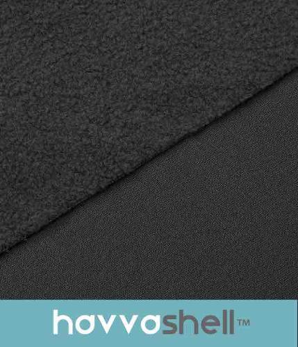 Softshell membrane fabrics