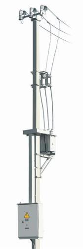 Комплектные трансформаторные подстанции мачтового типа столб