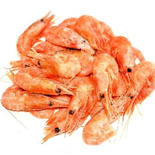 Frozen Giant Red Shrimps