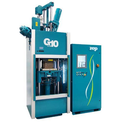 Vertikale Gummispritzgießmaschinen REP