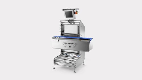 Dynamic process scale CWPmaxx Hygienic checkweigher