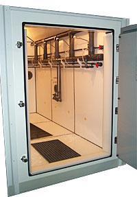 SF Walk-In Corrosion Exposure Cabinet