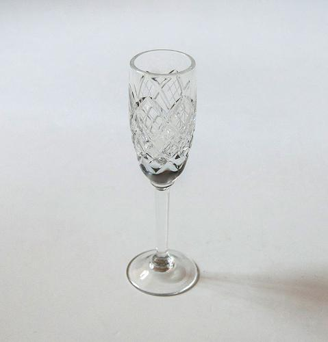Crystal glasses, 6 pc 'SUNNY BUNNY'