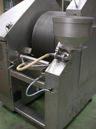 Machine Automatique cuisson 1 face sur tambour