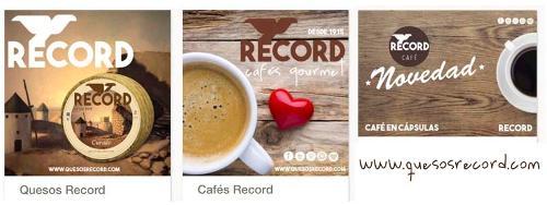 Quesos y Cafés Record