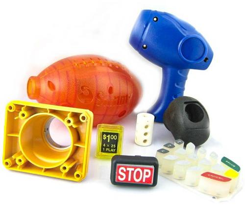 Plastic Injection Parts OEM