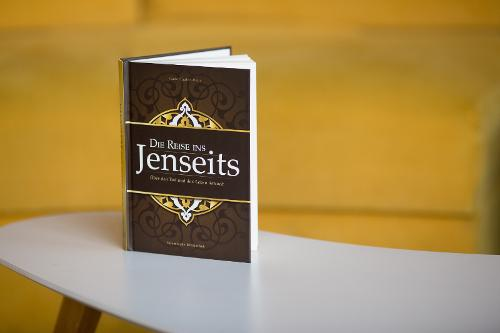 Hardcover religious book