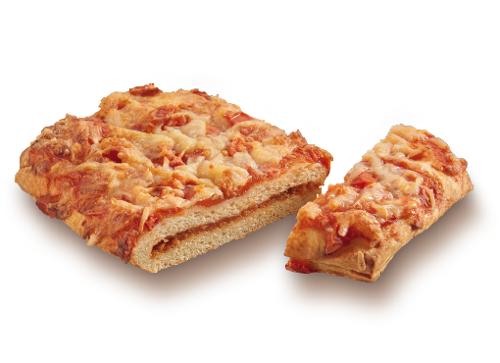 Filled Pizza Slice Margherita