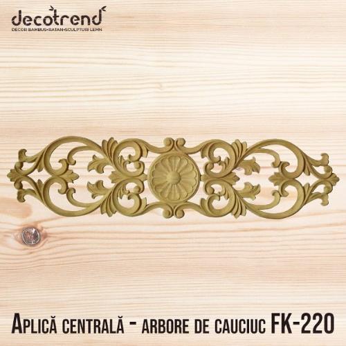 APLICA CENTRALA – ARBORE DE CAUCIUC FK-220