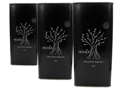 HOVEA 5 L Huile d'Olive Vierge Extra