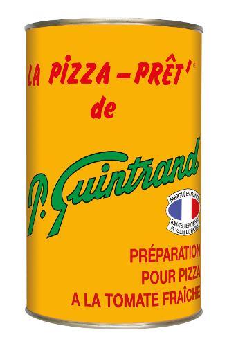 "Sauce ""pizza Prêt"" Bio"