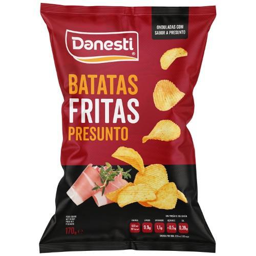 Batatas Fritas Presunto