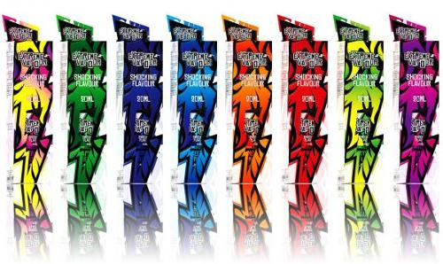 Shocking Flavour Series