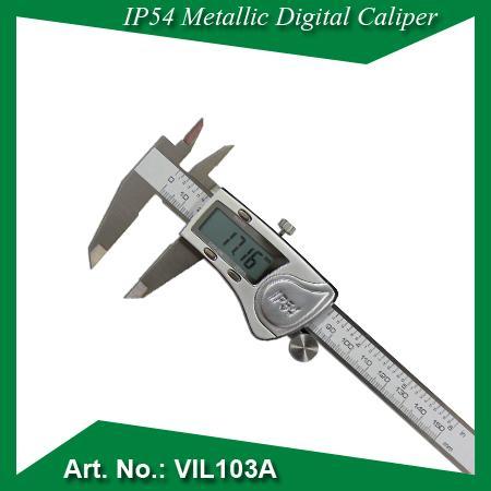Étrier numérique métallique IP54