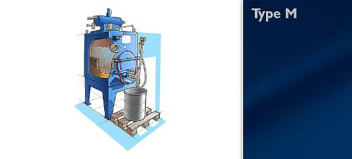 Distillation unit type M