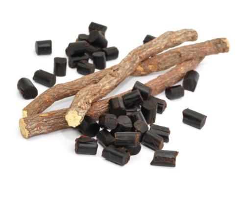 confetti e cioccolatini con liquirizia