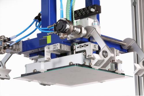 Pinza RobotOverhead