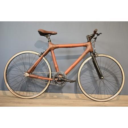 Exceptionnel : Vélo Urbain Éthique Et Éco-responsable En Bambou Royal Mile