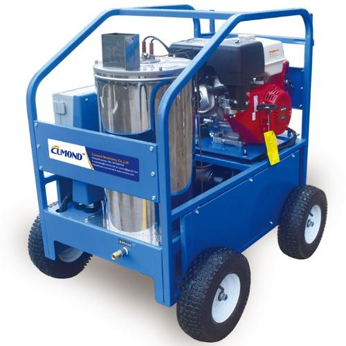 Gas-powered water pressure washer