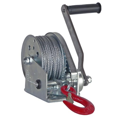 Manual rope winch BHW