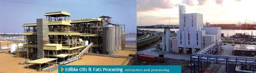 Edible Oils production & Fats Processing