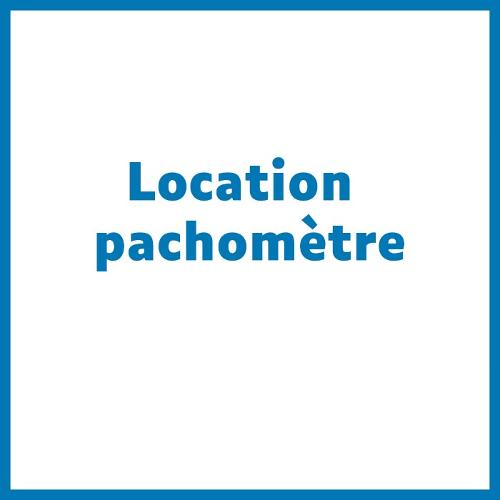 Location pachomètre Profometer PM-650