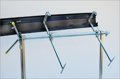Haltersatz für den Drehlackierständer Modell BERNE