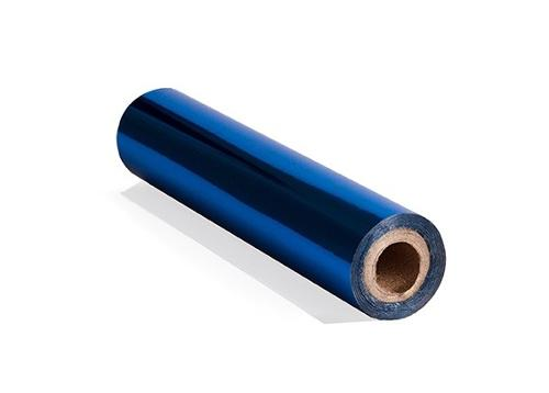 feuille sur rouleau | 15m | bleu royal | brillant